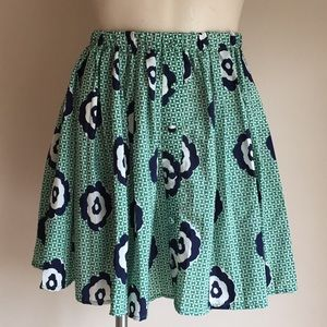 Mini flare skirt NWT